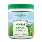 Wheatgrass Powder Review -- a good example of a wheatgrass powder